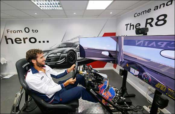 Lopez hits top gear at Dubai Duty Free Tennis Championships with Al Nabooda Automobiles