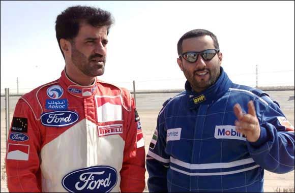 Record-breaker Sulayem steps out of retirement for UAE National Rally Championship