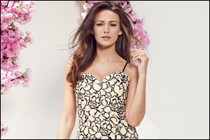 Introducing Michelle Keegan's Debut Spring Line for Lipsy The Spring collection