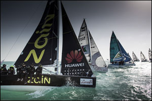 Gripping conclusion to EFG Sailing Arabia � The Tour 2015 as Zain wins final leg and EFG Bank (Monac ...