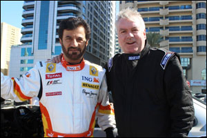 Sheikh Abdullah wins Sharjah rally as Sulayem turns back the clock