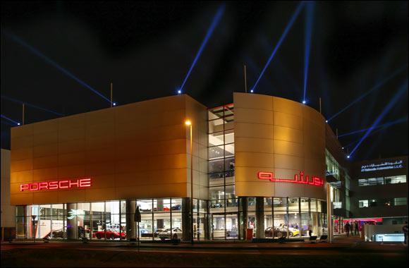 New Porsche Centre Dubai inaugurated by Al Nabooda Automobiles