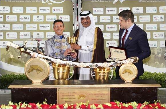 HH The Emir's International Equestrian Sword Festival presented by Longines marks a successful culmination
