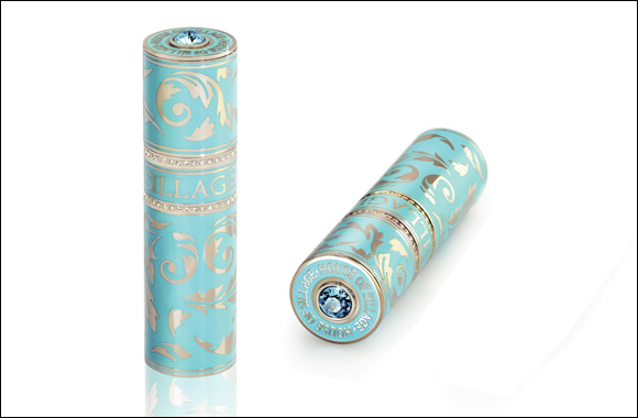 House of Sillage Releases Aquamarine Travel Spray
