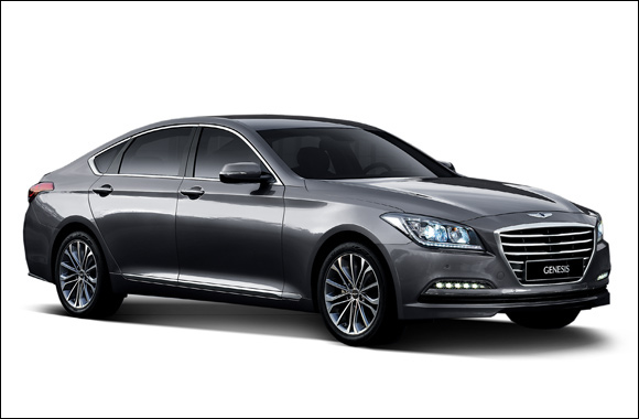 All-New Hyundai Genesis and Sonata recognised at the prestigious Good Design Awards
