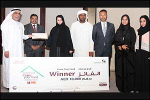 Dubai Municipality honours heroes of �Grow Your Food' organic farming initiative