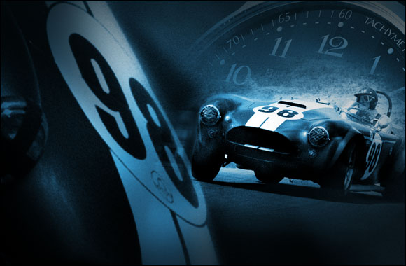 Carroll Shelby Licensing and Baume & Mercier announce international timepiece agreement