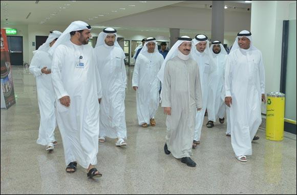 Dubai Customs' Dubai International Airport Terminal 2 capacity up by 50%