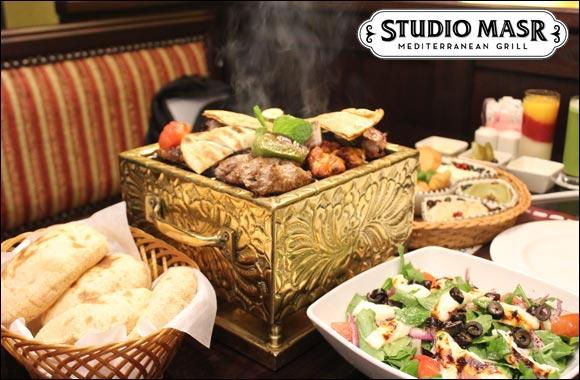 Studio Masr – a delightful dining experience