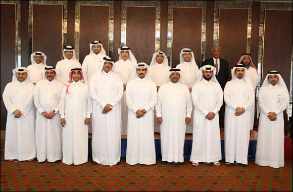 Qatar Petroleum hosts farewell reception for H.E. Ambassador Abdulaziz Al-Malki