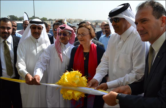 Karcher expands presence in Middle East with new centre in Qatar