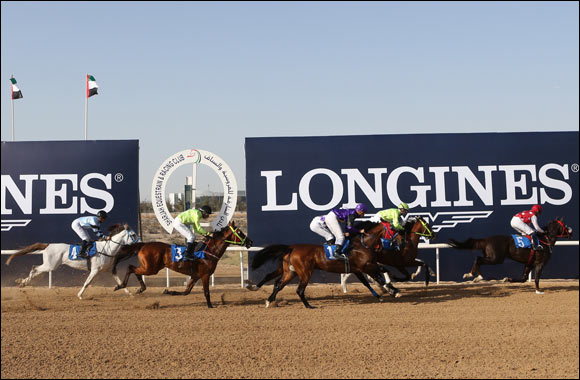 The prestigious Ruler of Sharjah Cup presented by Longines ends with great fanfare