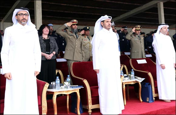 Prime Minster Inaugurates Police College in Qatar