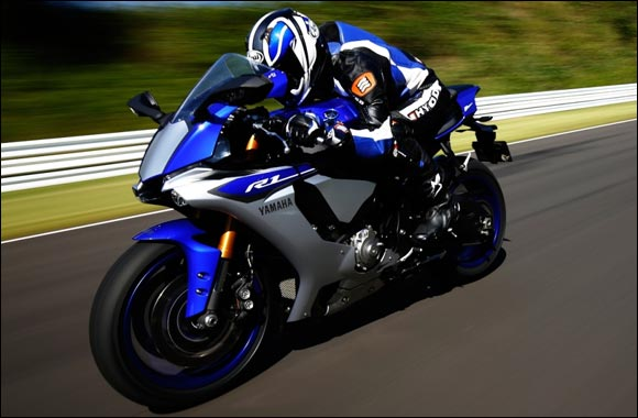 The Yamaha R1 witnesses a thrilling launch in Dubai in the presence of MotoGP World Champion Jorge Lorenzo