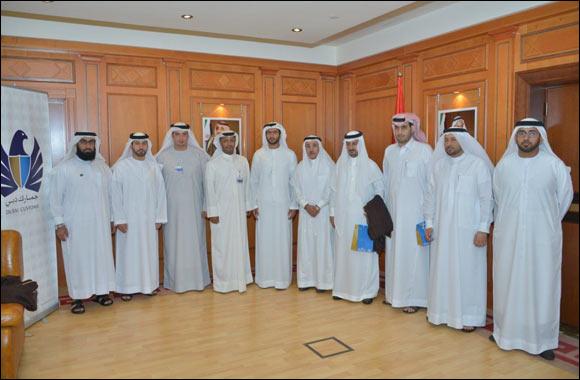 Dubai Customs and Saudi diplomats discuss more trade opportunities