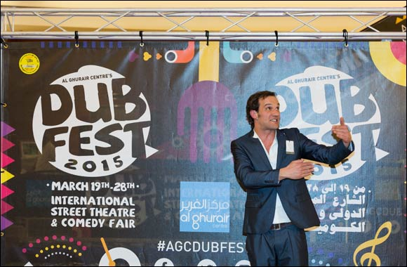 Al Ghurair Centre's DubFest International Street Theatre and Comedy Fair from 19-28 March
