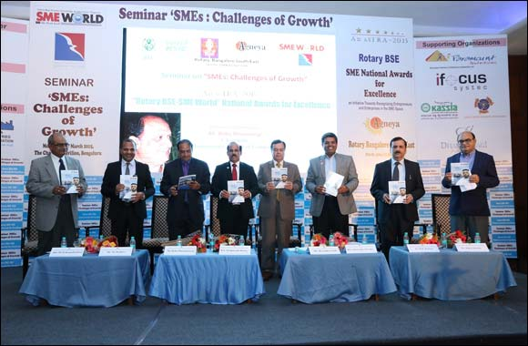 Hamriyah Free Zone  organizes seminars on the Challenges of Growth for SMEs in  Bangalore and Ahmedabad