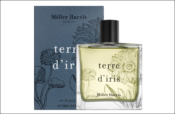 Miller Harris Introduces Delectable Terre d'Iris