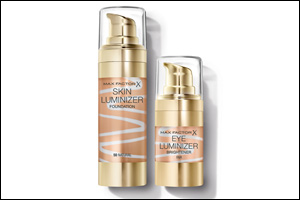 MAX FACTOR Get the glow with the new Skin Luminizer Foundation