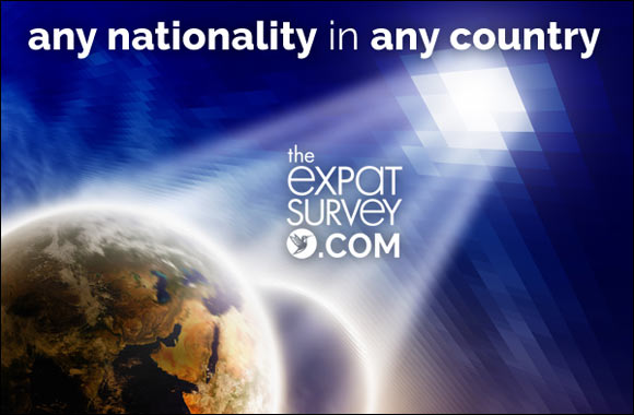 The Expat Survey 2015 is Live! Get involved today for your chance to win £2000 cash prize, along with Amazon and Lebara vouchers