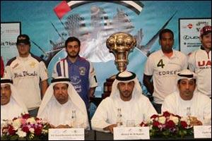 Lexus Official Automotive Partner of Emirates International Open Polo Championship