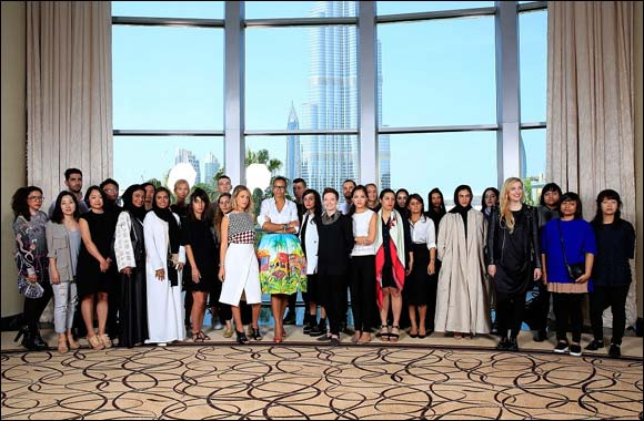 2nd edition of 'The Dubai Mall Talent Scouting' with Vogue Italia invites emerging talented designers to be stars of 'Vogue Fashion Dubai Experience 2015'