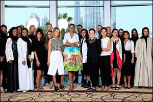 2nd edition of �The Dubai Mall Talent Scouting' with Vogue Italia invites emerging talented designer ...