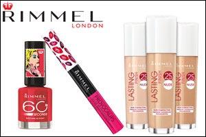 VIVA Beauty Awards: Vote for Rimmel!