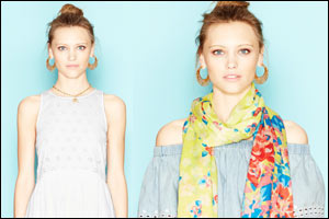 Juicy Couture Summer 2015 Collection Swept Away