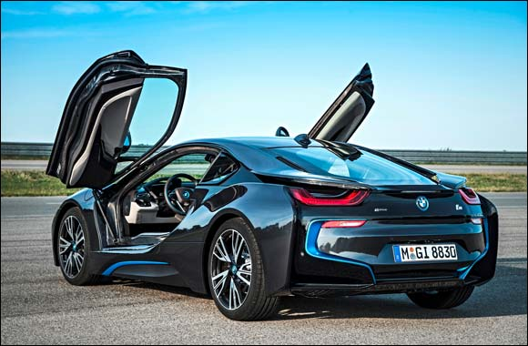 Step Conference Shifts up a gear with BMW i8
