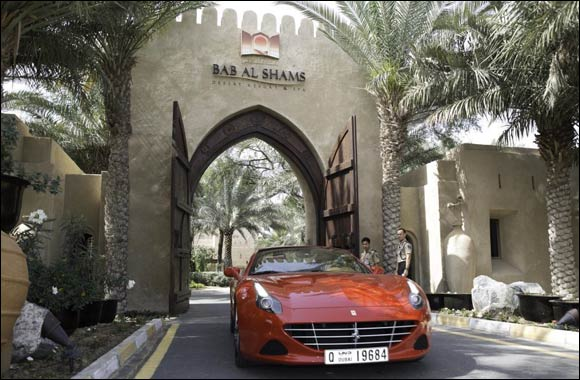 Al Tayer Motors Hosts Luxurious Ferrari California T Ride & Drive Weekend at Bab Al Shams