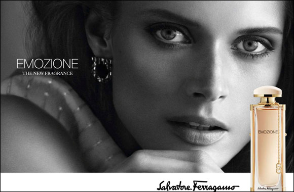 Salvatore Ferragamo: EMOZIONE The New Fragrance