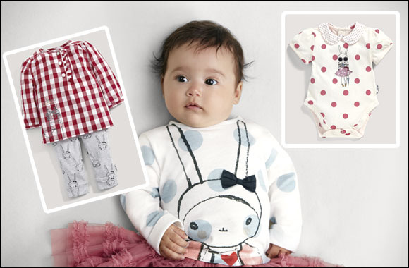 Fifi Lapin Spring/Summer collection – Exclusively designed with Fifi Lapin and brought to you by Mamas & Papas