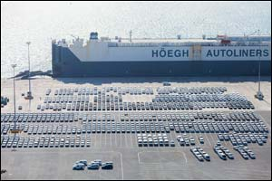 Khalifa Port ready for growing RORO volumes
