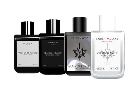 Luxury perfumery, LM Parfums, makes a fragrant landing in the Middle East