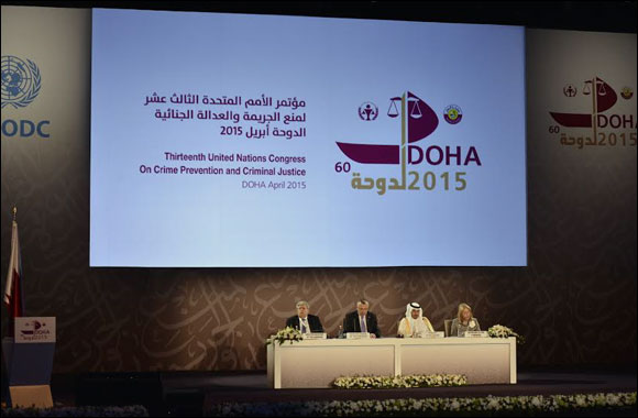 13th UN Congress on Crime Prevention and Criminal Justice Opens in Doha