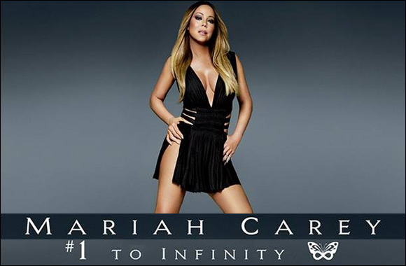 "Mariah Carey signed to Epic Records by Antonio ""L.A.Reid"
