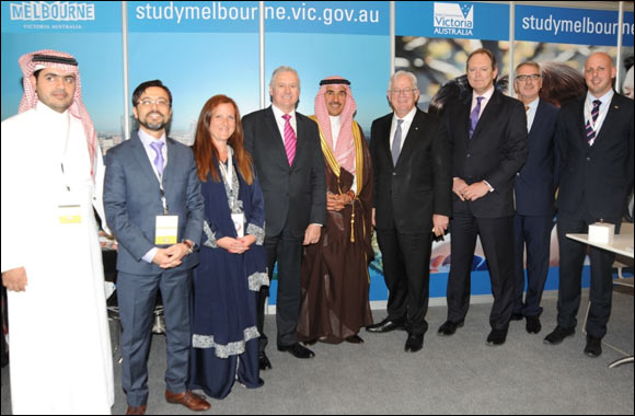 Victorian education showcased at IECHE