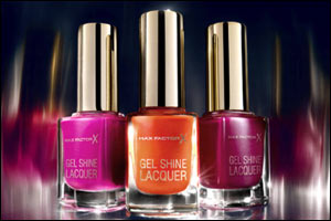 Introducing New Max Factor Gel Shine Lacquer