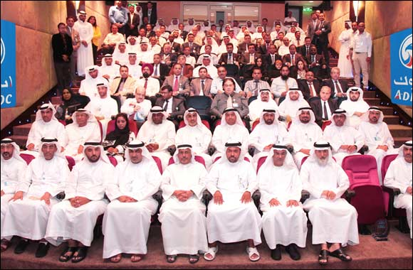 ADNOC Distribution Honours Winners of Health, Safety and Environment (HSE) Award 2014