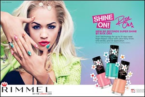 Rimmel Introduces the New Colourfest Nail Collection by Rita Ora