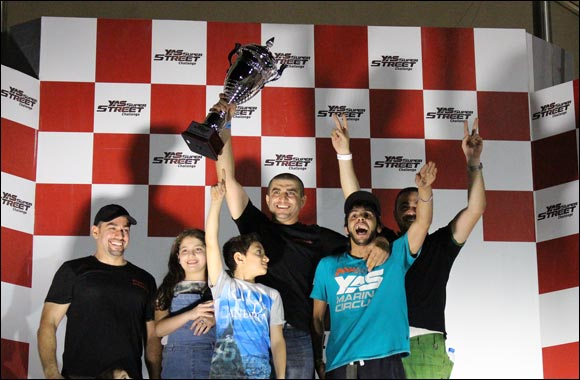 Yas Super Street Challenge Reaches Thrilling Season Finale as 'King of the Street' Crowned