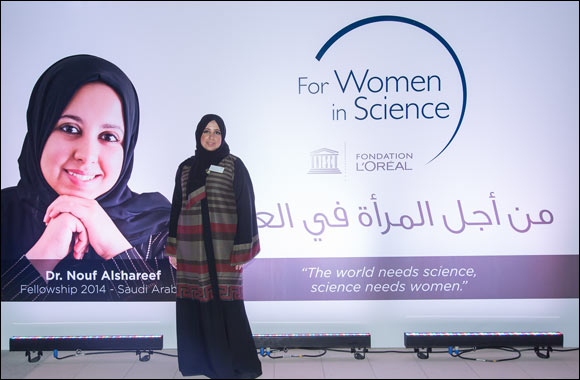 "Applications for the 2015 ""L'oréal-UNESCO for Women in Science"" Middle East fellowships are open"