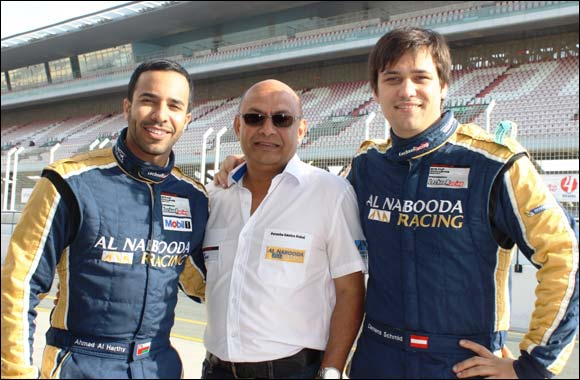 Al Nabooda Racing fix sights on more Porsche GT3 Cup success after reclaiming drivers title
