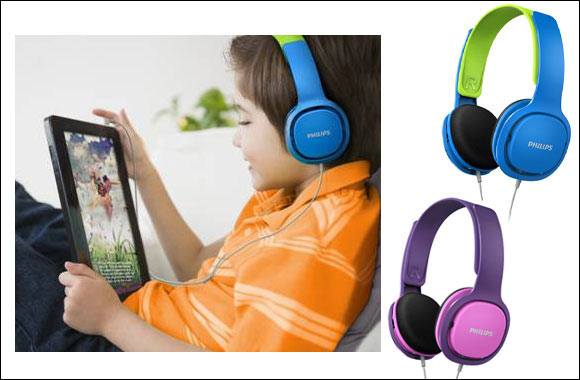 Discover the newest range of Philips Audio for young children and infants