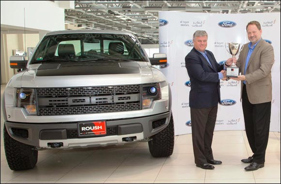 Al Tayer Motors is Top International Dealer for ROUSH