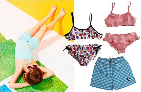Experience Spring in Full Bloom with Petit Bateau