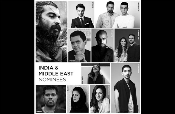 Dubai Design & Fashion Council Brings the International Woolmark Prize to Dubai for the First Time