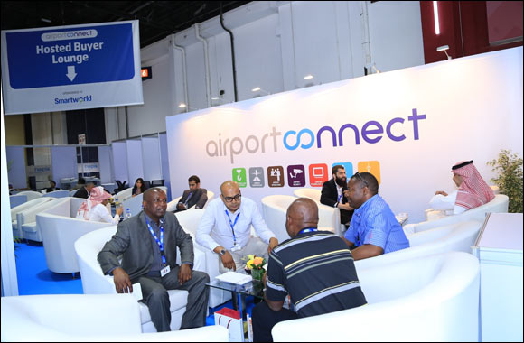 Airport Show records 38 per cent growth in Hosted Buyers