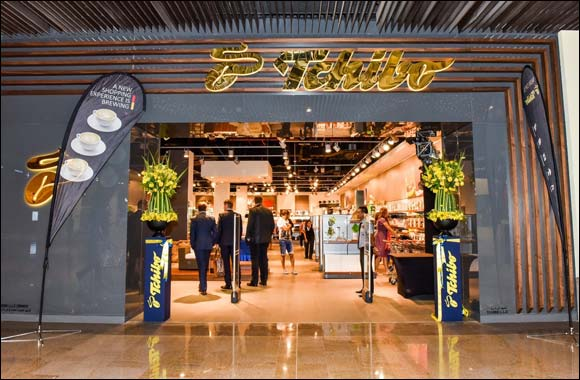 German Retailer Tchibo Introduces New Shopping Concept to Region with First Branch Opening in Dubai Mall